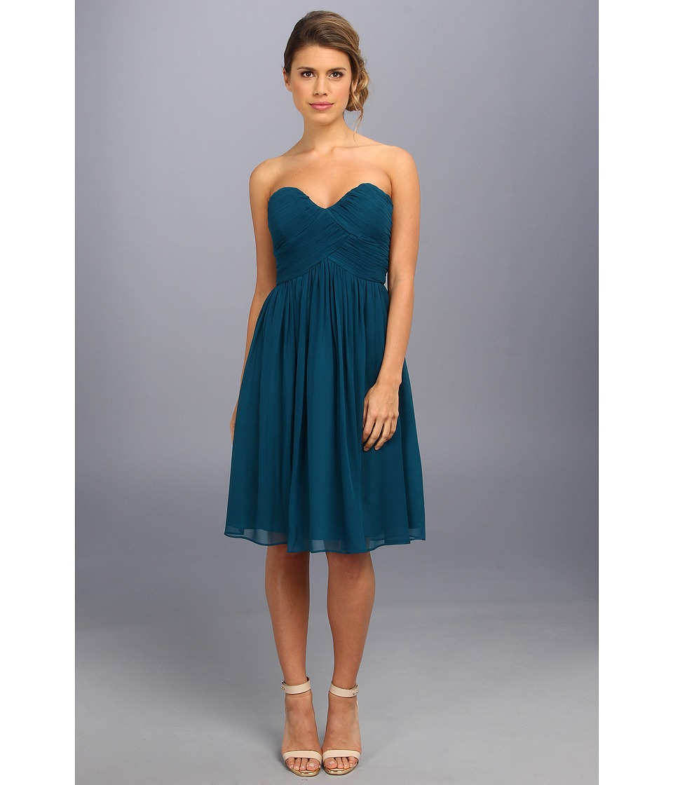 Donna Morgan - Morgan Sweetheart Dress (Jade) Women's Dress