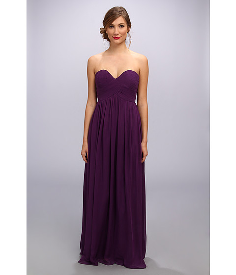 Donna Morgan - Laura Gown (Plum) Women
