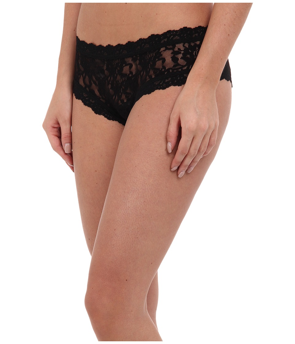 Hanky Panky - Signature Lace Chain Cheeky Hipster (Black) Women's Underwear