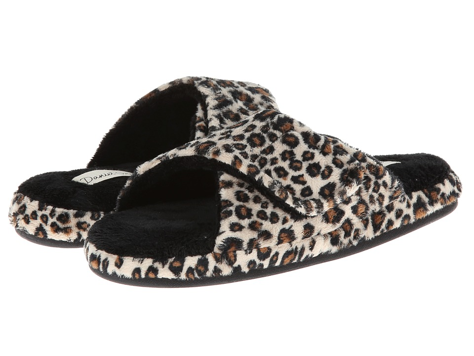 Daniel Green - Ava (Cheetah) Women's Slide Shoes