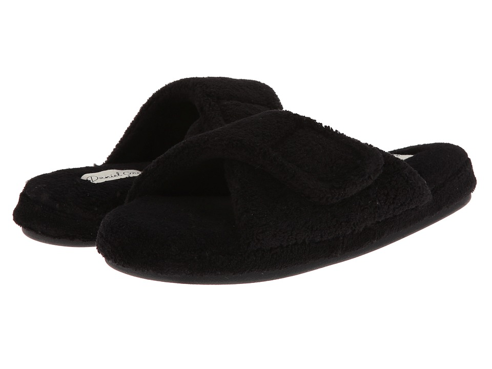 Daniel Green - Ava (Black) Women's Slide Shoes