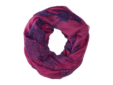 Desigual - Loop Neograb Scarf (Purple) Scarves