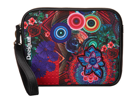 Desigual - Tablet Case 2 Tablet Cover (Red) Computer Bags