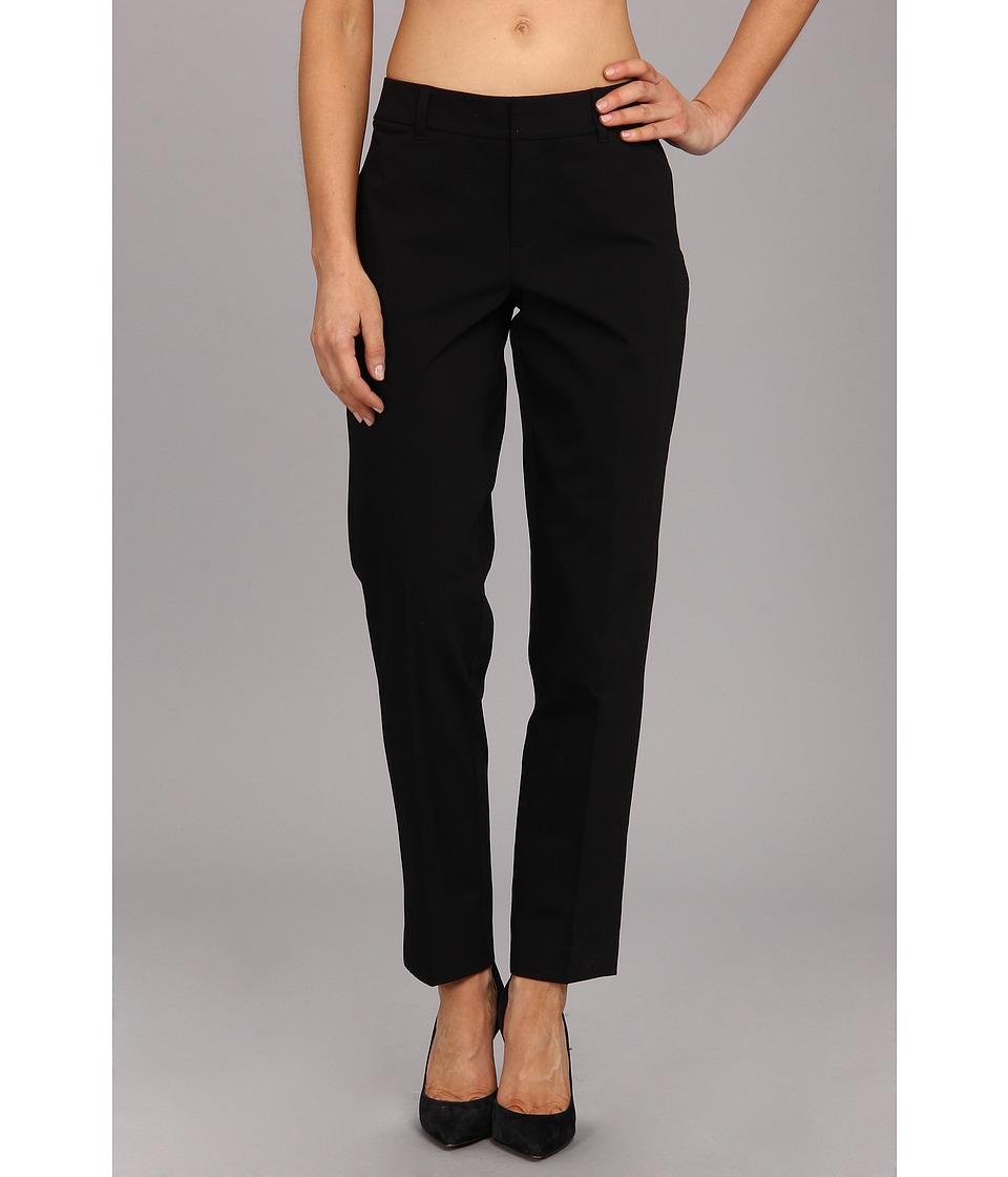 Christin Michaels - Skinny Pant (Black) Women's Casual Pants