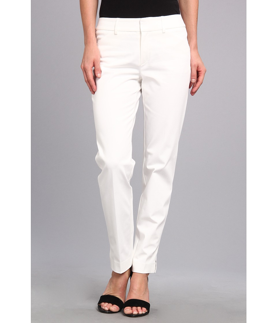 Christin Michaels - Skinny Pant (White) Women's Casual Pants