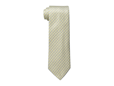 Kenneth Cole New York - Moonlight Square (Yellow) Ties