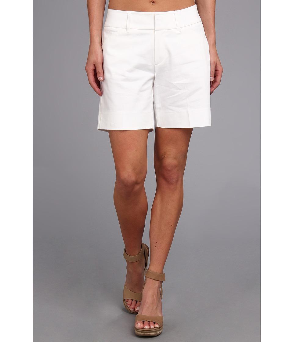 Christin Michaels - Shani Short (White) Women's Shorts
