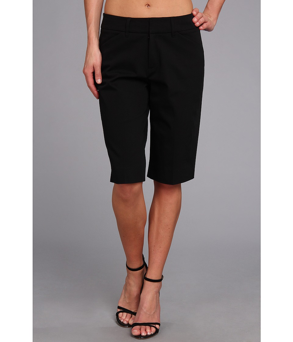 Christin Michaels - Madison Bermuda Short (Black) Women