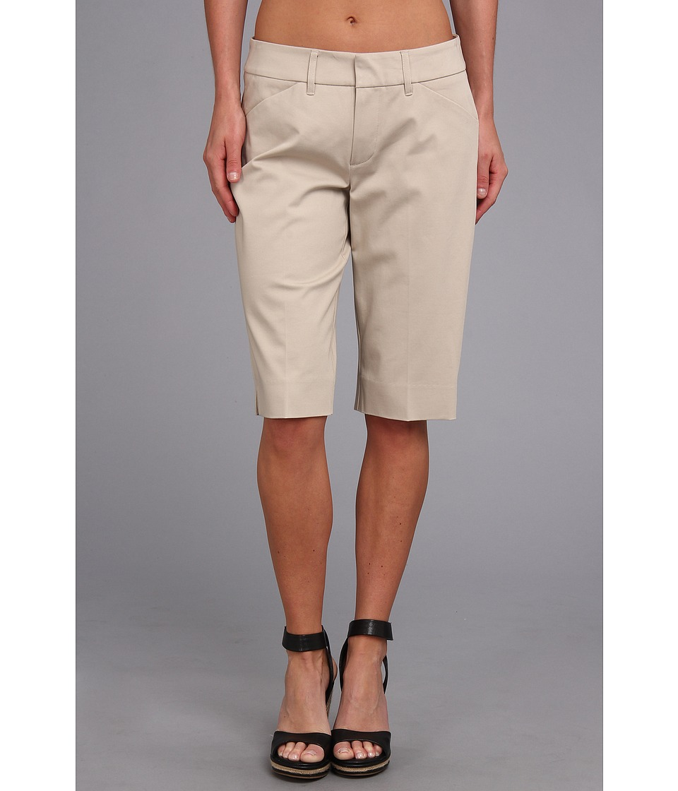 Christin Michaels - Madison Bermuda Short (Desert) Women's Shorts