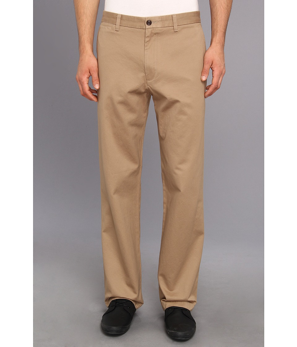 Dockers Men's - Game Day Khaki D3 Classic Fit Flat Front Pant (University of Missouri - New British Khaki) Men's Casual Pants