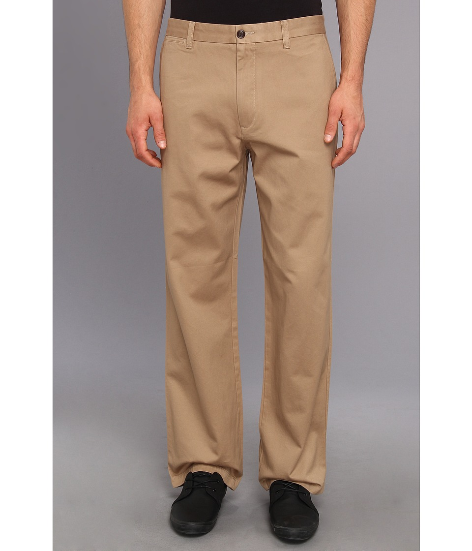 Dockers Men's - Game Day Khaki D3 Classic Fit Flat Front Pant (Oregon State University - New British Khaki) Men's Casual Pants