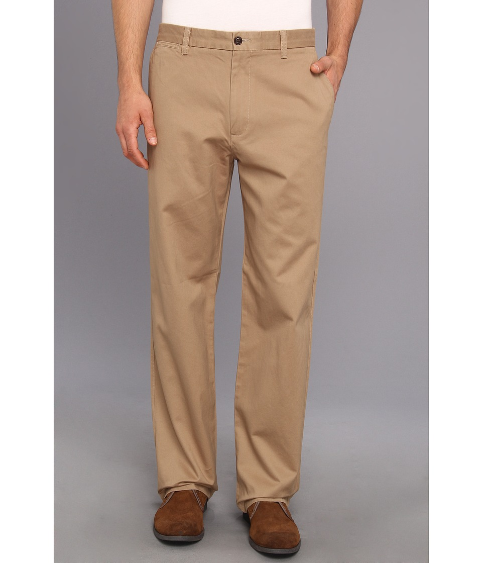 Dockers Men's - Game Day Khaki D3 Classic Fit Flat Front Pant (University of Minnesota - New British Khaki) Men's Casual Pants