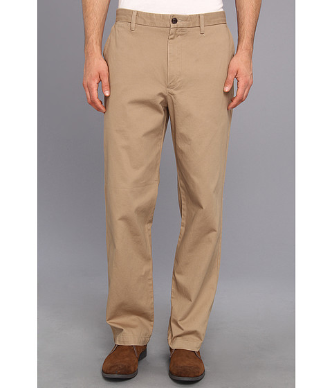 Dockers Men's - Game Day Khaki D3 Classic Fit Flat Front Pant (University of Alabama - New British Khaki) Men's Casual Pants