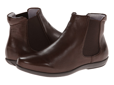 Johnston & Murphy - Shawna Chelsea Boot (Chocolate) Women's Boots
