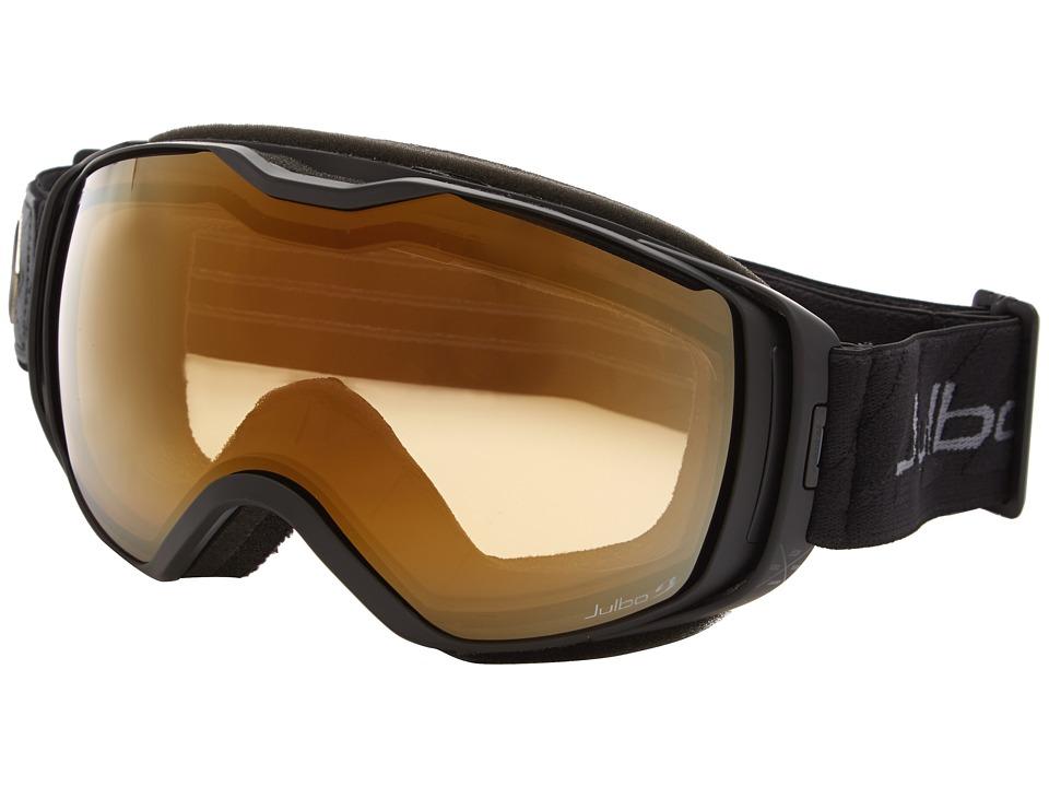 Julbo Eyewear - Universe Goggle (Black/Grey Zebra Lens) Snow Goggles