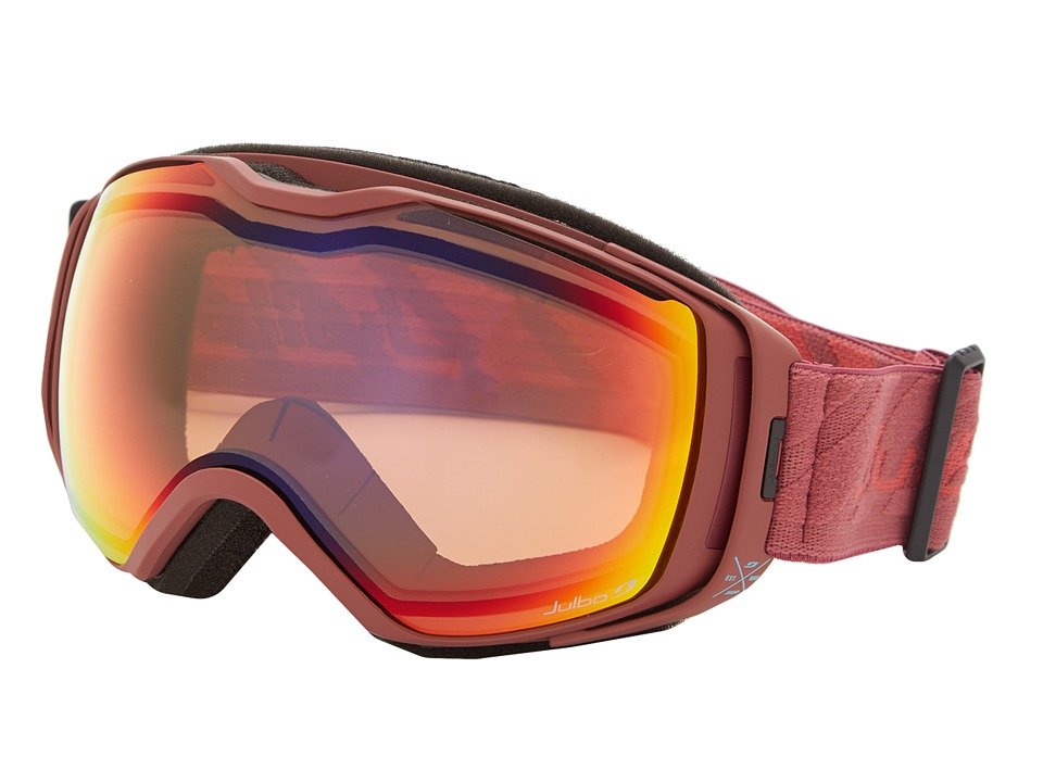 Julbo Eyewear - Universe Goggle (Red Snow Tiger Lens) Snow Goggles