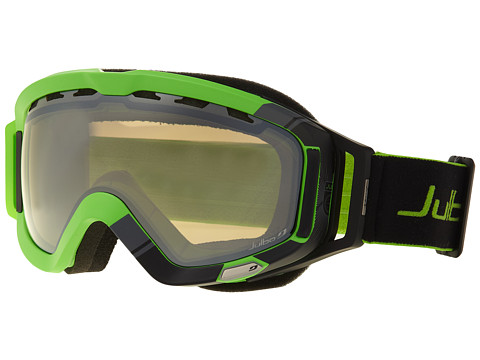 Julbo Eyewear - Orbiter (Green/Black/Grey Camel Lens) Athletic Performance Sport Sunglasses
