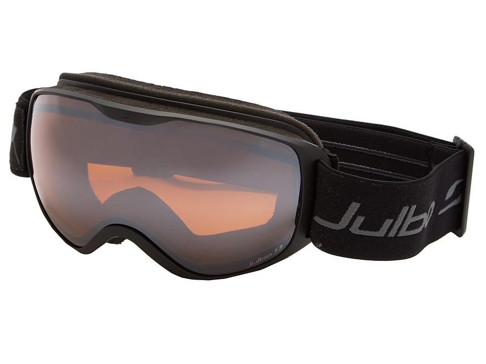 Julbo Eyewear - Pioneer Polarized (Black Orange Lens) Goggles