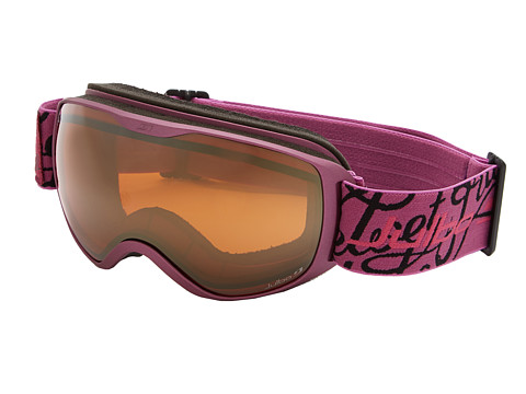Julbo Eyewear - Pioneer Polarized (Violet Orange Lens) Goggles