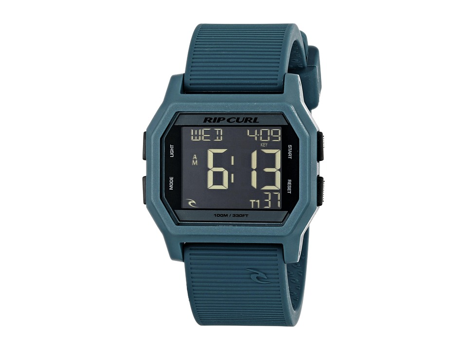 Rip Curl - Atom Digital (Teal) Digital Watches