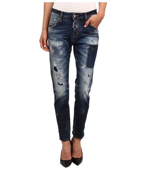 DSQUARED2 - S72LA0657 S30309 470 (Blue) Women's Jeans