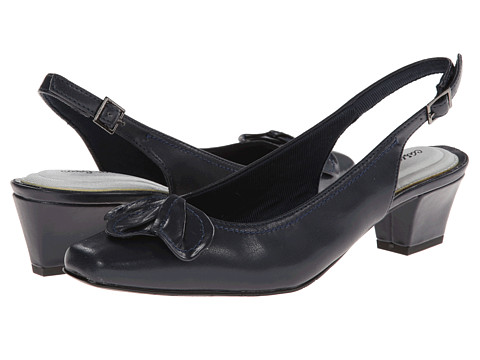 Easy Street - Savor (New Navy) Women's Shoes