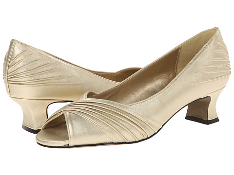 Easy Street - Sensation (Washed Gold) Women's Shoes