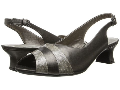 Easy Street - Gwen (Pewter/Snake) Women