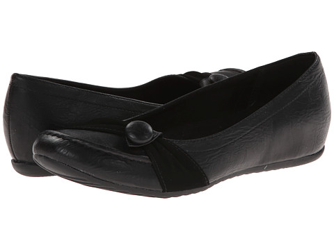Easy Street - Cam (Black/Suede) Women