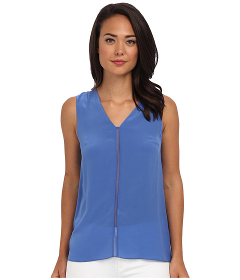 Bailey 44 - Minimal Top (Blue) Women's Sleeveless