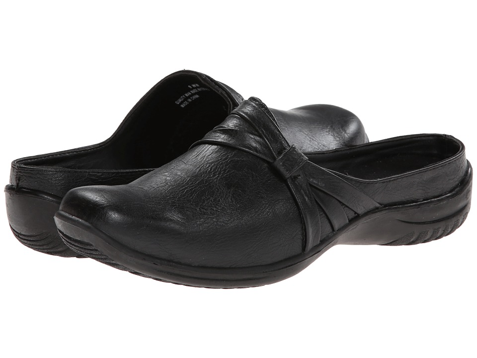 Easy Street - Ease (Black) Women's Slip on Shoes