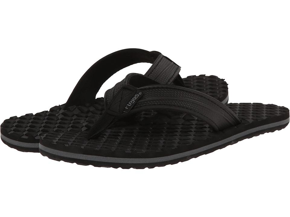 Flojos - Sahara (Black) Women's Shoes