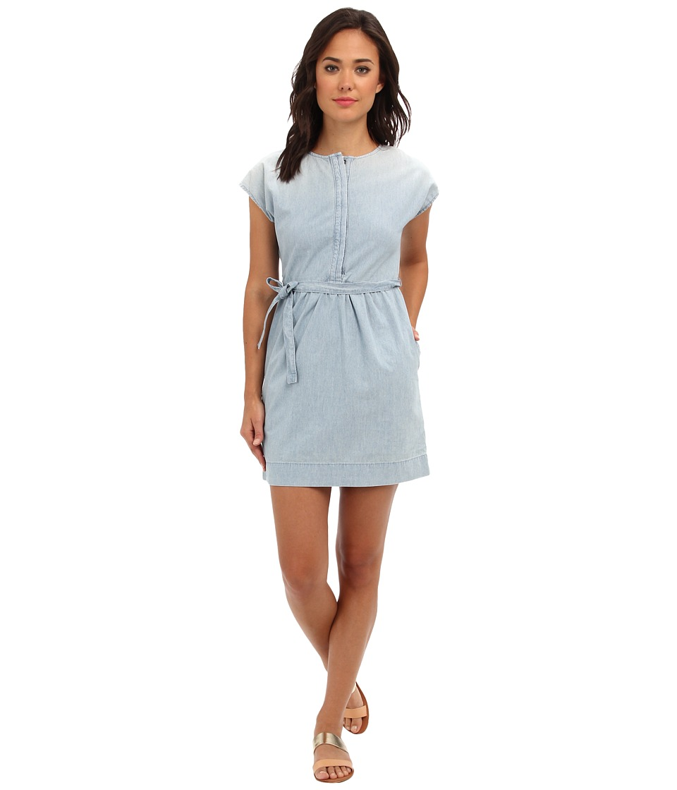 BB Dakota - Taylor Chambray Dress (Dune) Women's Dress