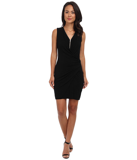 Bailey 44 - Diptych Dress (Black) Women's Dress