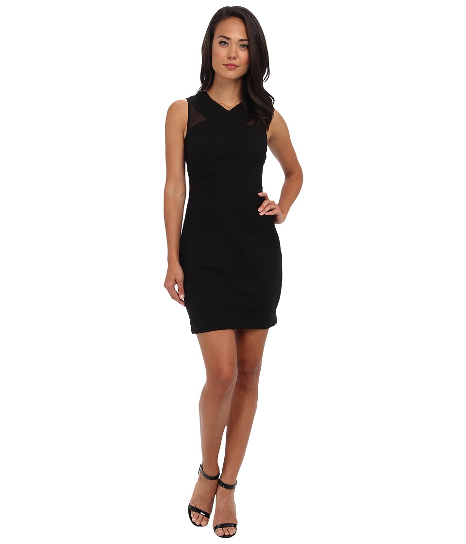 Bailey 44 - Art District Dress (Black) Women's Dress