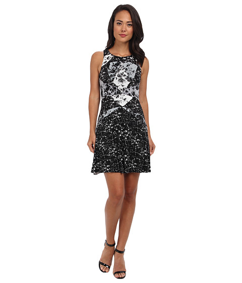 Bailey 44 - Cubist Dress (Multi) Women's Dress