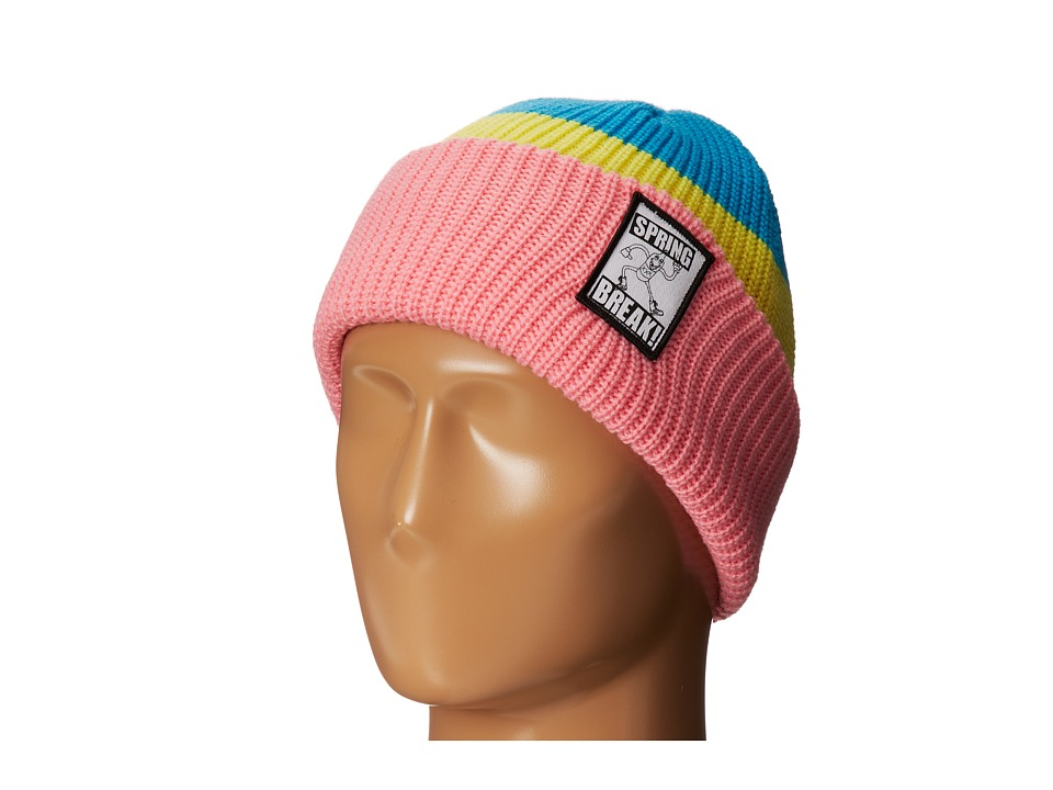 thirtytwo - Spring Break Beanie (Neon) Beanies