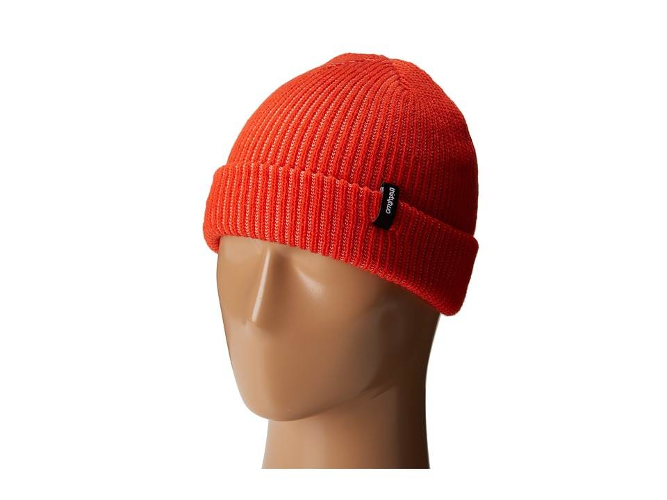 thirtytwo - Crook Watch Beanie (Tangerine) Beanies