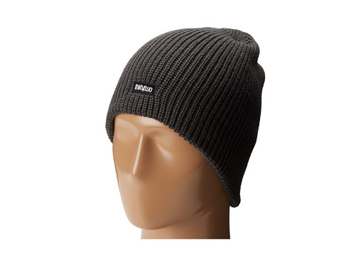 thirtytwo - Crook Slouch Beanie (Grey Heather) Beanies