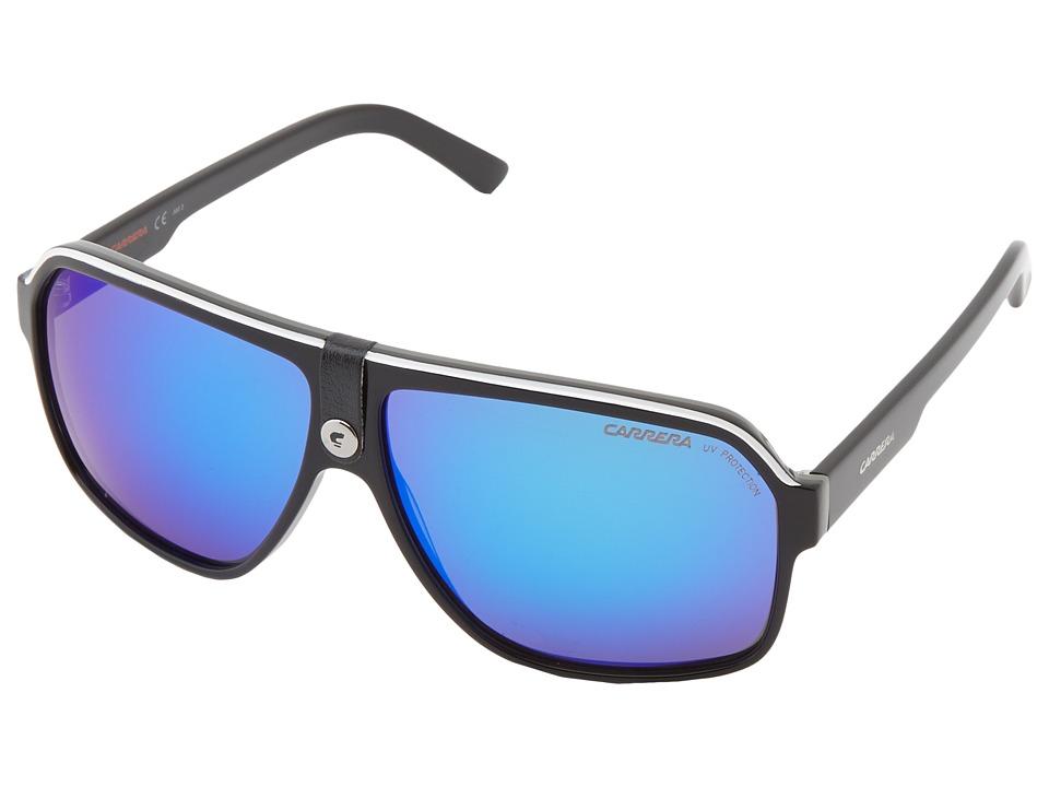 Carrera - Carrera 33/S (Black/Crystal/Gray) Fashion Sunglasses
