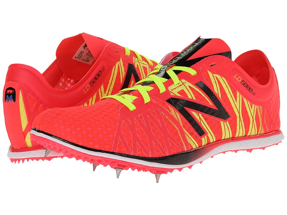 New Balance - WLD5000 (Bright Cherry/Black) Women