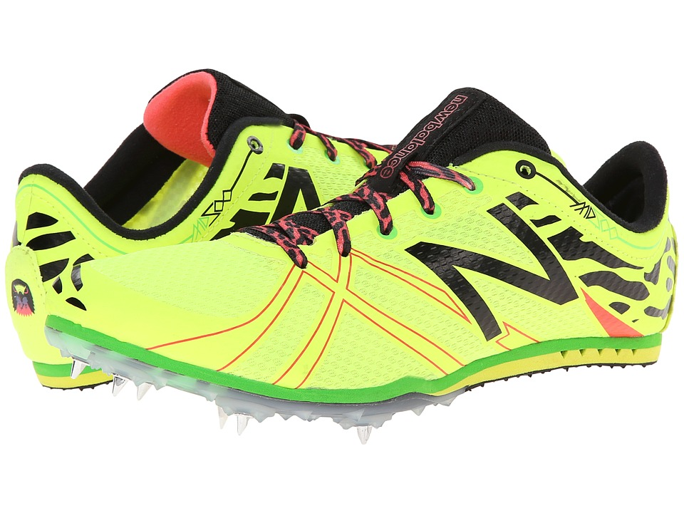 New Balance - WMD500v3 (Hi-Lite/Black) Women's Running Shoes