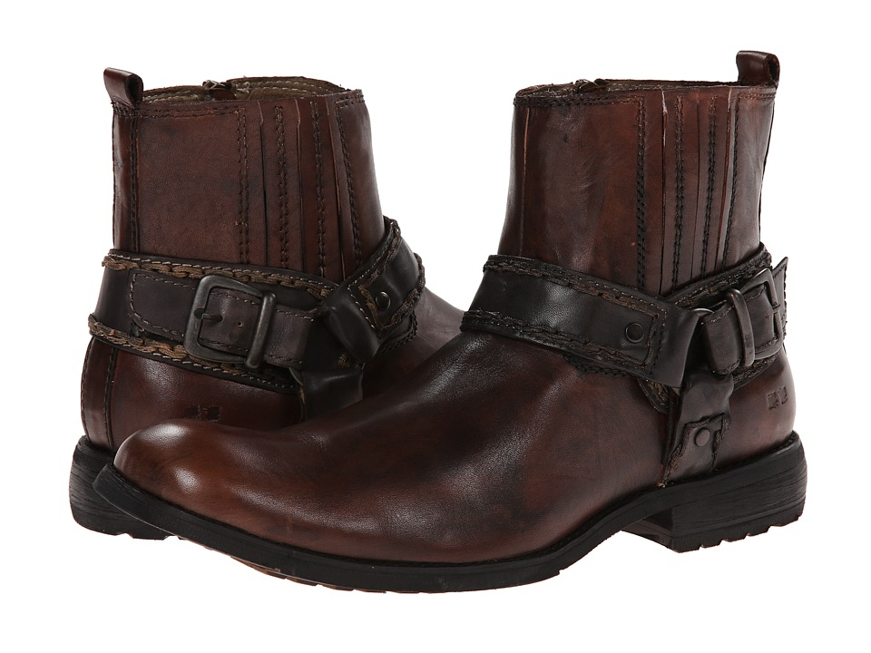 Bed Stu - Innovator (Teak/Black) Men's Boots