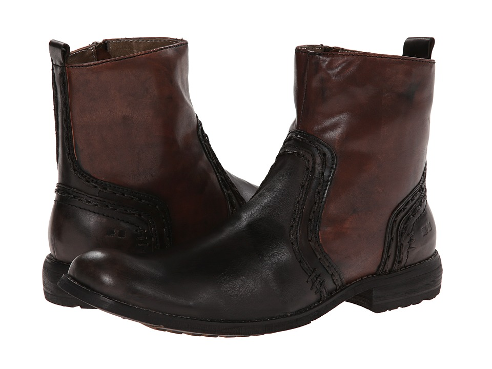 Bed Stu - Revolution (Teak/Black) Men's Boots