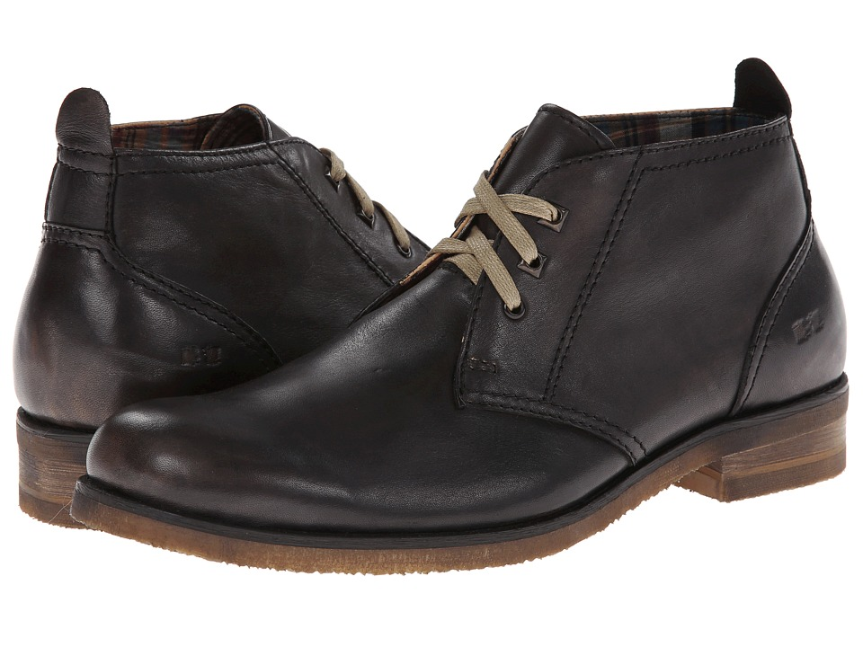 Bed Stu - Draco (Black) Men's Lace-up Boots