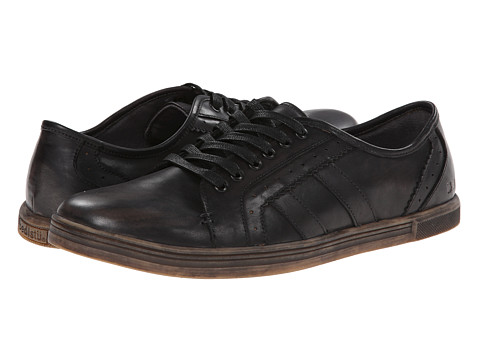 Bed Stu - Nash (Black) Men's Lace Up Wing Tip Shoes