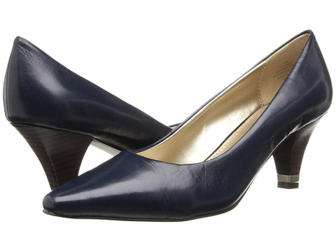 Circa Joan & David - Daily (Navy Leather) High Heels
