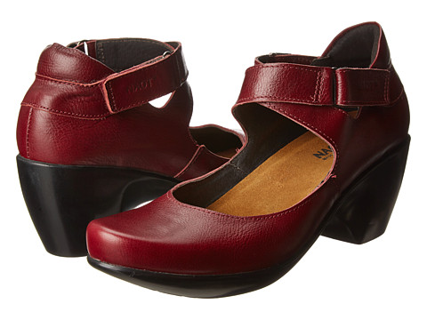 Naot Footwear - Hypnosis (Merlot Leather) Women's Shoes