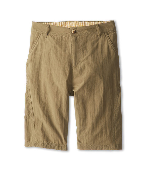 White Sierra - Explorer Short (Little Kids/Big Kids) (Bark) Men's Shorts
