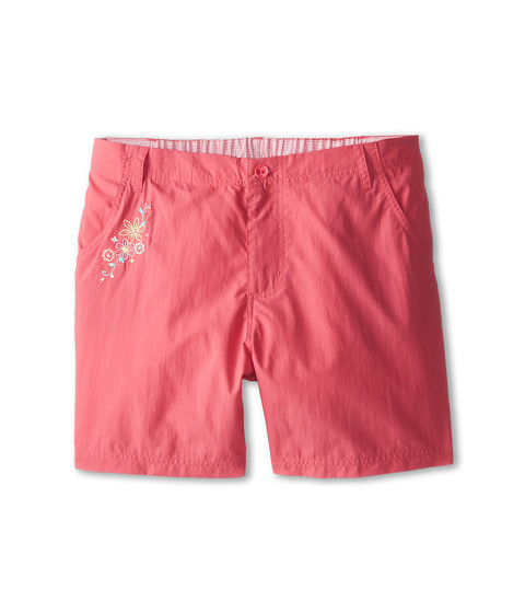 White Sierra - Trail Short (Little Kids/Big Kids) (Pink Sunset) Women's Shorts